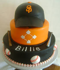 san francisco giants specialty cakes and desserts
