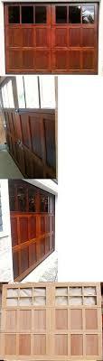 Janus Overhead Doors Garage Doors 115699 Duro Steel Janus 8 W By 9 T Econmical