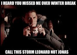 Storm Meme - captain cold winter storm jonas meme by lawrencebrenner on deviantart