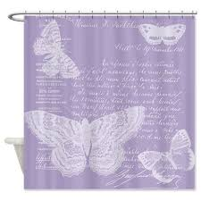 Purple Butterfly Curtains 103 Best Shower Curtains Images On Pinterest Shower Curtains