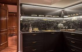 kitchen contemporary black cabinet paint black gloss kitchen