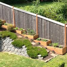 Ideas To Create Privacy In Backyard Best 25 Sloping Backyard Ideas On Pinterest Sloped Yard