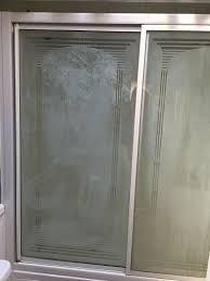 Clean Shower Glass Doors How Do I Clean Shower Glass Doors Hometalk