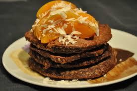 cuisiner la veille pour le lendemain pancakes banane avoine cacao mp cuisine