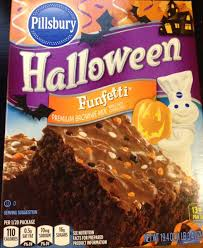 pillsbury halloween sugar cookies amazon com pillsbury halloween funfetti brownie mix 19 4 ounce