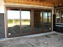 interior sliding glass doors lowes with modern chair and area rug