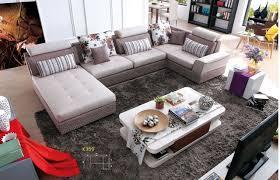 canap de repos lizz tissu modulaire salon et canapé costumes grande u en forme de