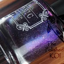 What Is The Meaning Of Desk The Polished Koi Swatch U0026 Art Tonic Polish The Answer Is 42