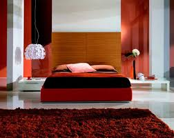 Powerful Red Bedroom Color Scheme Ideas Wisma Home - Bedroom design and color