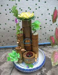 Water Fountain Home Decor by Office Bin Picture More Detailed Picture About Genuine Bamboo