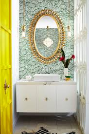 Wallpaper Ideas For Small Bathroom 12 Ultra Swish Small Bathroom Designs Virginia Duran Blog