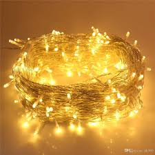 battery operated led string lights amber christmas 0ft colored