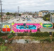 pangeaseed sea walls murals for oceans san diego 2016 celeste byers aaron glasson photo by michael andrew photo