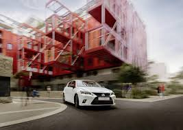 performance lexus toyota lexus imbues the ct and is with sport edition leaves performance