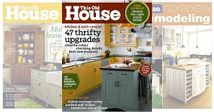 This Old House Kitchen Cabinets Free 1 Year Subscription To This Old House Magazine U2013 Hip2save