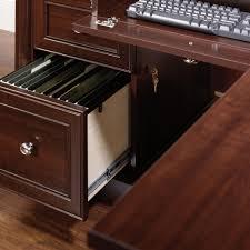 Desk L Shape Sauder Palladia L Shaped Desk 413670