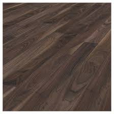 laminate flooring hdf 10 mm 13 98 sq ft espresso walnut rona