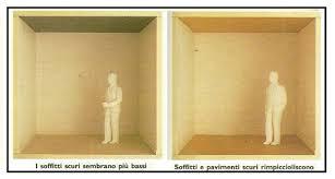 pitturare soffitto come dipingere pareti soffitti per allargare ridurre abbassare