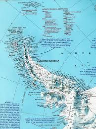 Cape Horn Map Antarctica Peninsula Sailing Hiking And Climb Polar Regions