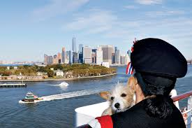 Queen Elizabeth Ii Ship by All Dogs On Deck A Luxe Canine Friendly Cruise Departures