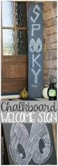 diy chalkboard welcome sign a mom u0027s take