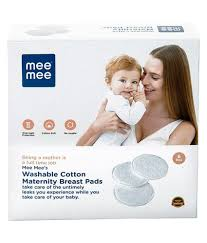 maternity nursing mee mee maternity nursing breast pads 6 pieces buy mee mee