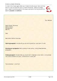 father christmas letter templates free ks3 letter writing teachit english 2 preview ks3 writing download a letter to father christmas in word format