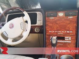 lincoln navigator lincoln navigator 2003 2004 dash kits diy dash trim kit