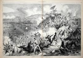 the battle of vicksburg was located in warren country mississippi