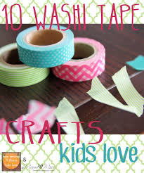 10 washi tape crafts kids love fspdt