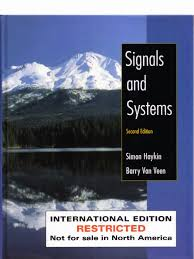signals and systems 2nd simon haykin pdf