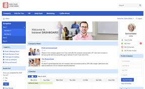 intranet website template make sharepoint intranets beautiful