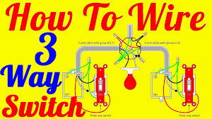 three way light switching circuit diagram old cable colours for