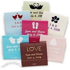 wedding matchbooks personalized matchbooks wedding favors matches china wholesale