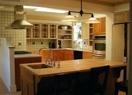 u shaped bar plans plan one wall layout free kitchen design