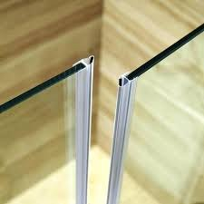Shower Door Molding Glass Shower Door Molding Beechridgecscom Glass Shower Door