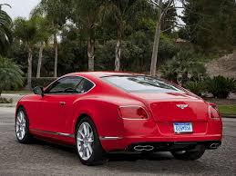 bentley coupe red bentley continental gt v8 s review pistonheads