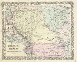 Maps Of Colorado 16 Best Nebraska Images On Pinterest Map Of Kansas Nebraska And