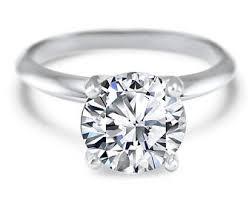 4 carat cubic zirconia engagement rings cz cubic zirconia etsy