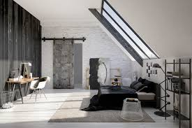 Loft Bedroom Ideas Loft Sliding Bedroom Door Ideas