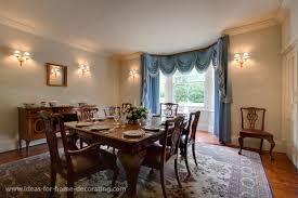 curtain ideas for dining room curtain design