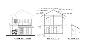 double floor house elevation photos four bed room double story house plan