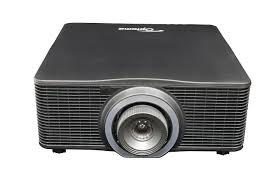 optoma home theater projector optoma zu850 8000 lumens wuxga dlp projector optoma optoma zu850