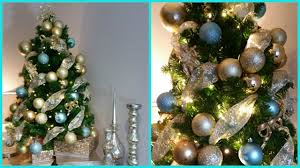 how to decorate a small tree deck the halls pt 4