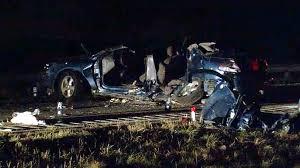 tragedy as four teens killed five hurt in indiana car crash nbc