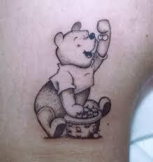 winnie pooh tattoos