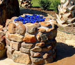 Fire Pit Glass Stones by Outdoor Gas Fire Pit Glass Rocks Beads Modern Fire Pit Rocks