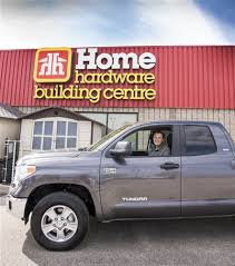 home hardware contractor events
