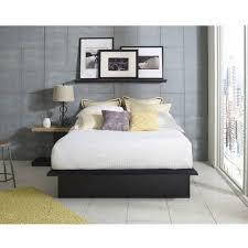 premier austin metal platform bed frame king with complete bonus