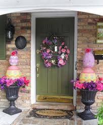 Do It Yourself Outdoor Christmas Decorating Ideas - 29 cool diy outdoor easter decorating ideas do it yourself ideas